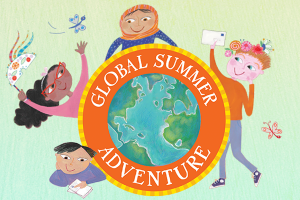 Join our Global Summer Adventure Club
