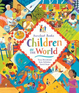 Barefoot Books Children of the World
